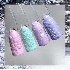 Дизайн ногтей тут! ♥Фото ♥Видео ♥Уроки маникюра Nail Art Noel, Fall Nail Art, Christmas Nails, Xmas, New Year's Nails, Nail Art Designs, How To Make, Happy, Fashion