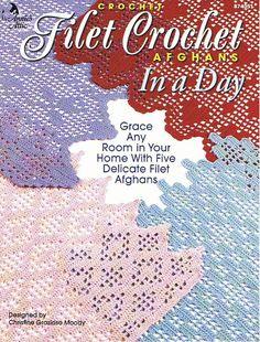 filet crochet heart pattern free - Google Search