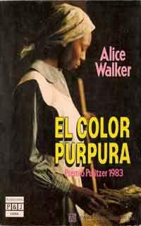 Autor:Alice Walker. Año: 1982. Categoría: Novela, Drama. Formato:PDF+ EPUB. Sinopsis:El Color Púrpura, cuenta, a lo largo de distintas décadas, la inte