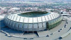 Estádio Castelão em Fortaleza - 12 estádios da Copa do Mundo 2014