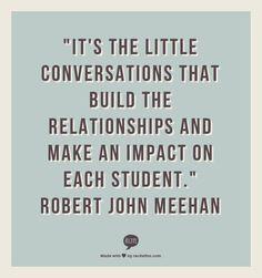 Afbeeldingsresultaat voor quotes teacher student relationship hurt