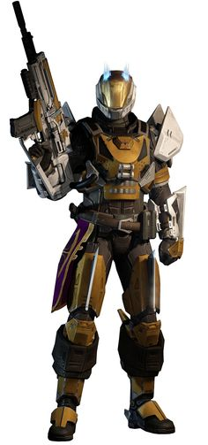 Destiny----Titan, Level 20