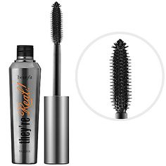 Benefit Cosmetics They're Real! Mascara: Shop Mascara | Sephora the best mascara know to man. Im not even kidding.