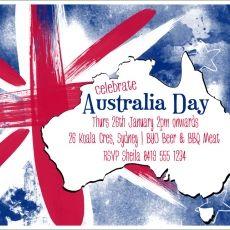 AUSTRALIA DAY printable/toppers
