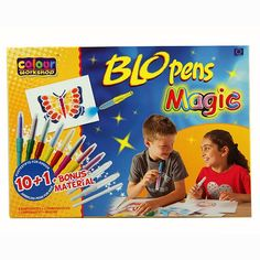 BLOpens Magic 10 +1 - Kleuren kleuren kleuren!!