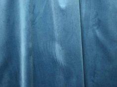 Brockhall Designs Azure Venetian Velvet Fabric - Curtains & Upholstery - The Millshop Online #fabric
