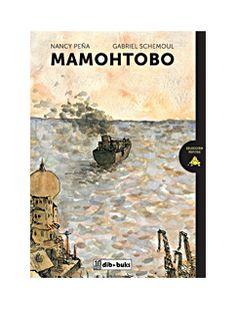 MAMOHTOBO | Dibbuks Nancy Peña, maiatza, Skolastika, Komik