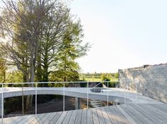 Graux & Baeyens Architects /  Omsorg psychotherapy centre and private house, Ename