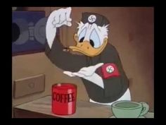 Banned Cartoons: Der Fuehrer's Face [Donald Duck Nazi] - YouTube