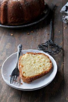 Orange & Olive Oil Bundt Cake- Use our Blood Orange Olive Oil for an extra tasty flavour!