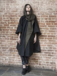 A cloak is no joke.