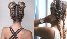 How To Make Braids Ideas - Gohconference French Braid Hairstyles, Braided Hairstyles, How To Make Braids, Infinity Braid, Side French Braids, Hair A, Beauty Hacks, Hair Beauty, Hair Styles