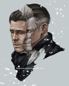 Grindelwald and Graves Fans D'harry Potter, Harry Potter Actors, Harry Potter Pin, Harry Potter Universal, Harry Potter World, Gellert Grindelwald, Crimes Of Grindelwald, Fantastic Beasts Fanart, Fantastic Beasts And Where