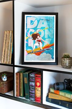 Graphic 13x19 Daicon IV Poster