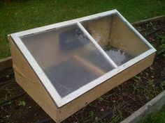 Cold box gardening on pinterest cold frame greenhouses for Portable greenhouse plans