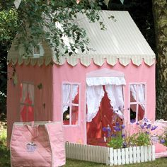 Cupcake Play Tent | Once Upon A TreeHouse