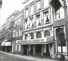 Leiden Netherlands, Old Pictures, Holland, Capri, Street View, History, City, Nostalgia, The Nederlands