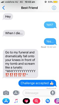 Haha im gonna tell my bff that best friend text messages, funny best friend memes Best Friend Text Messages, Best Friend Texts, Funny Best Friend Memes, Bff Quotes Funny, Funny Text Messages, That's My Best Friend, Best Friend Sayings, Best Friend Goals, Humor Quotes