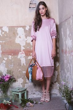 Summer Collection, Dressing, Spring Summer, Feminine, Culture, Shirt Dress, Lady, How To Wear, Beauty
