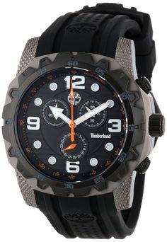 Timberland Men's 13318JSUB_02 Analog Chronograph 3 Hands Date Watch