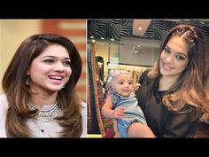 Sanam Jung's recent pictures with her daughter | صنم جنگ کی اپنی بیٹی کے...
