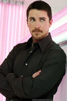Christian Bale Fansite, Christian Balegraphic