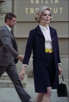 (Blog Post) Crochet Inspiration in the Movies: The Polly Belt - Cinnamon Carter from Mission: Impossible TV show Mission Impossible Tv Series, Kids Shows, Tv Shows, International Man Of Mystery, Daytime Dresses, Free Agent, Classic Tv, The Good Old Days, Movie Tv