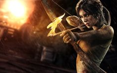 tomb raider wallpaper for mac computers, 2560 x 1600 (1518 kB)