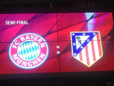 Champions League Halbfinale May 3rd 2016