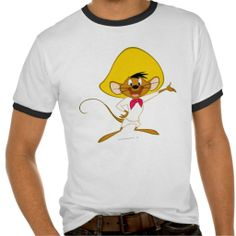 $$$ This is great for          	Speedy Gonzales Standing Tshirts           	Speedy Gonzales Standing Tshirts We provide you all shopping site and all informations in our go to store link. You will see low prices onShopping          	Speedy Gonzales Standing Tshirts today easy to Shops & Purcha...Cleck Hot Deals >>> http://www.zazzle.com/speedy_gonzales_standing_tshirts-235885577834134585?rf=238627982471231924&zbar=1&tc=terrest
