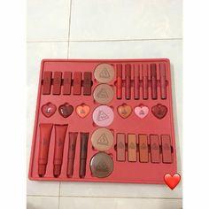∘˚˳°@*uhhhoney・゚ Kiss Makeup, Cute Makeup, Pretty Makeup, Makeup Lipstick, Makeup Cosmetics, Beauty Makeup, Makeup Package, Korean Make Up, Makeup Brands