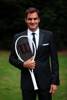Tennis World, Le Tennis, Tennis Tips, Sport Tennis, Tennis Gear, Wimbledon 2017, Wimbledon Tennis, Henri Leconte, Federer Wimbledon