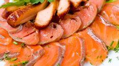 Fish Meat Smoked