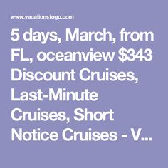 Night Southern Caribbean Cruise From Fort Lauderdale Florida - Last minute cruise deals from florida