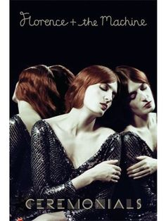 Florence & the Machine Ceremonials Poster