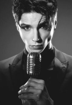 andy black | andy biersack, black veil brides, emo, music, rock, tattoo