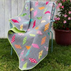 Confetti Quilt free pattern