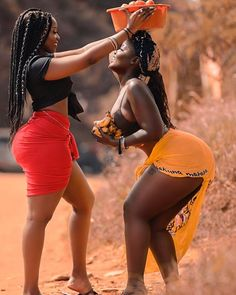 Thick Black Women Got Curvy Bodies! - Thicky Thick Edition (Unlimited Pictures of Booty) - Black Women Beautiful Black Girl, Black Girl Art, Black Women Art, Black Girls Rock, Black Girl Magic, Beautiful Beach, Beautiful People, African Beauty, African Fashion