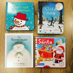 Lily's Little Learners: 4 Books Great for Your Kids This Christmas