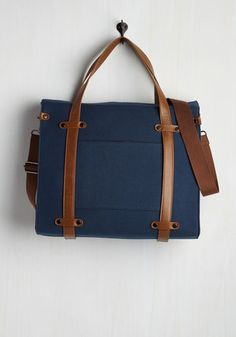 Camp Director Tote in Midnight Blue, @ModCloth