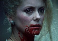 Deneuve. The most beautiful monster in the world.