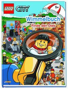 LEGO City Wimmelbuch: Finde den Dieb  mit Lego Mini-Figuren  http://www.meinspielzeug24.de/lego-city-wimmelbuch-finde-den-dieb-mit-lego-mini-figuren  #Unisex #Bilderbücher, #Bücher
