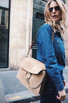 chloe paraty replica - The Small Black Chloe Faye Bag | Chloe, The Smalls and Wardrobes