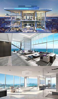 Want a peek inside Miami's Newest Luxury Residence