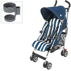 Maclaren Quest with Cup holder - Heritage Get out and about with the Maclaren Quest Sport stroller. This lightweight, durable stroller gives you great versatility,. whether you are talking walks around town or vacationing with it. It?s one of our most popular lightweight strollers and you?ll see why. Basic Weight: 5.5kg / 12.1lb (without hood, shopping basket or raincover. Carrying Capacity: up to... #Maclaren #Baby_Product