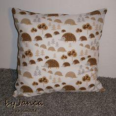 Polštářek ježečci