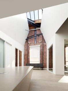 Bureaux Index Ventures / Garcia Tamjidi Architecture Design