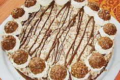 Ferrero Rocher - Torte 1