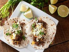 Cilantro Tacos   Freshness You Can Taste