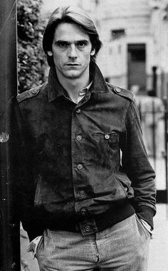 Jeremy Irons. Love him forever and ever